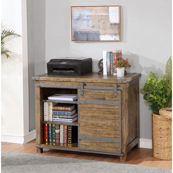 Picture of Artisan Revival Combo File Cabinet