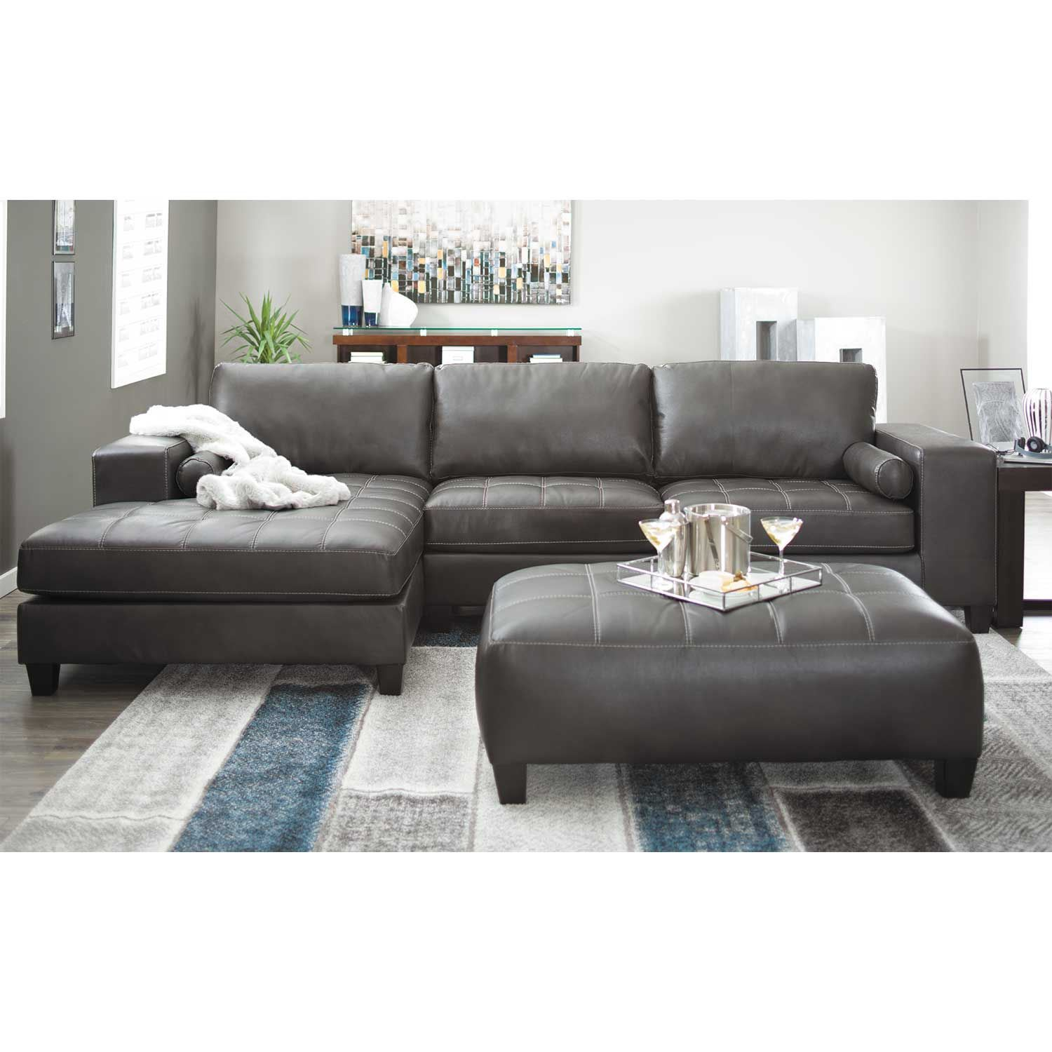 Picture of Nokomis 2 Piece Sectional with RAF Chaise