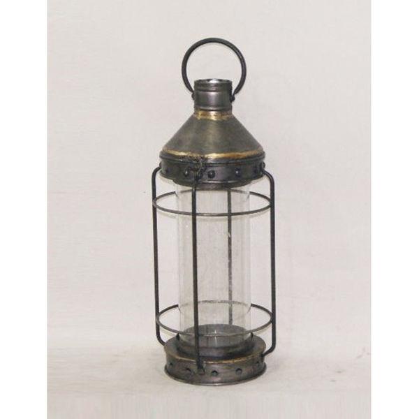 Picture of Round Metal Lantern