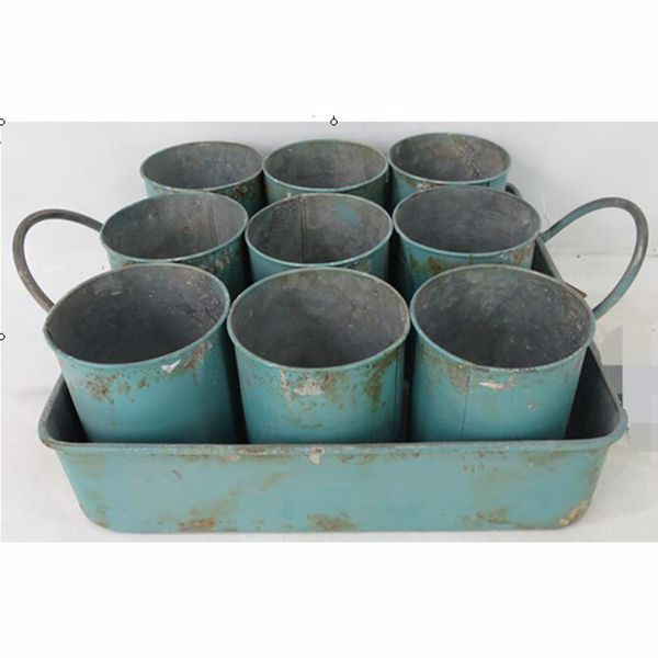 Picture of Set 10 Blue Containers