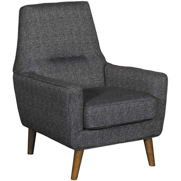 Violetta Charcoal Modern Accent Chair Us 7300 Sd487 07