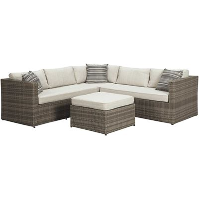 Picture of Peckham Park 4 Piece Sectional