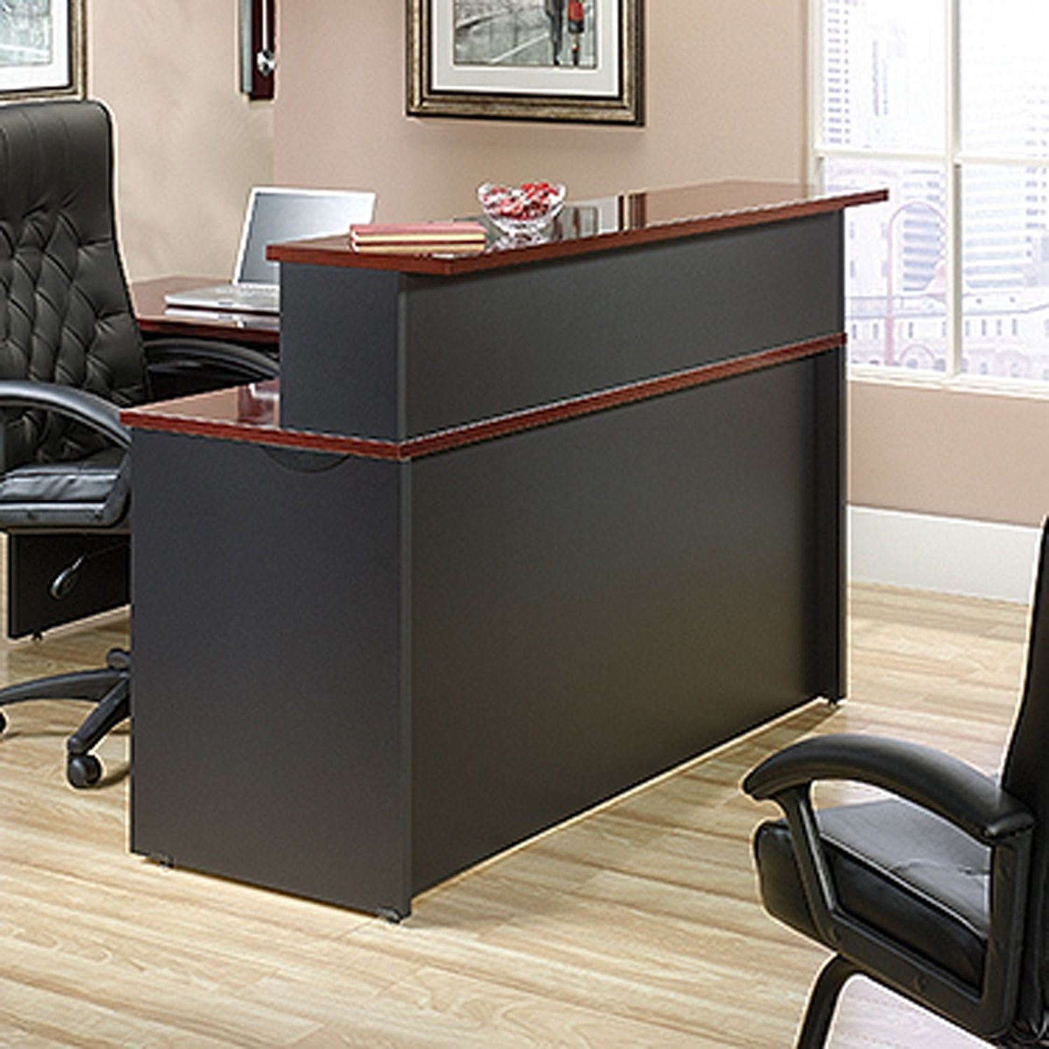 Picture of Via Reception Hutch Classic Cherry * D