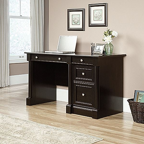 Picture of Avenue Eight Computer Desk Wind Oak * D