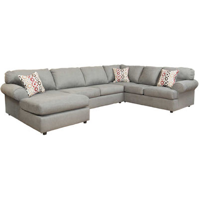 Picture of Jayceon 3 Piece Steel Sectional with LAF Chaise