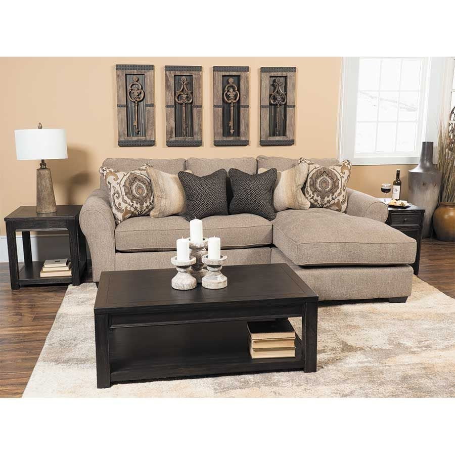 Picture of Pantomine 2 Piece Sectional with LAF Chaise