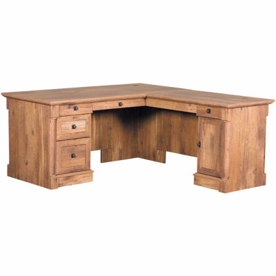 Picture of Palladia L-Desk Vintage Oak