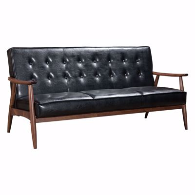 Picture of Rocky Sofa Black *D