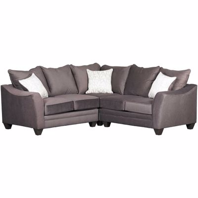 Picture of 3PC Sectional with Corner Wedge