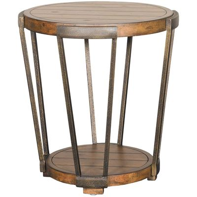 Picture of Yukon Round End Table