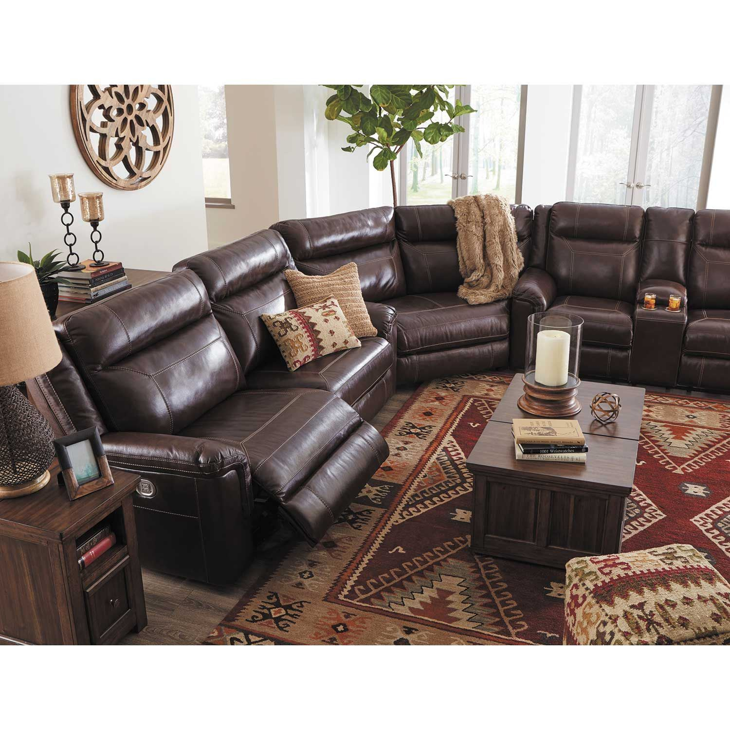 Picture of Wyline 3 Piece Power Reclining Sectional