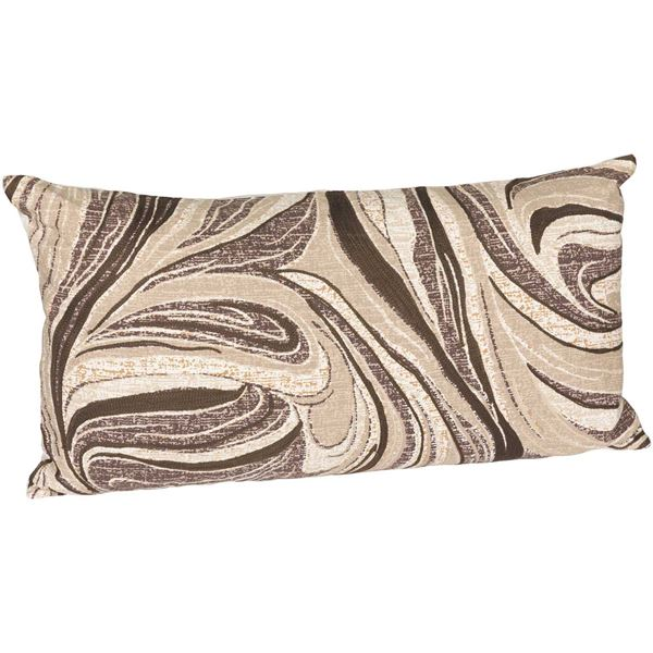 Picture of 14x26 Marbled Mocha Pillow