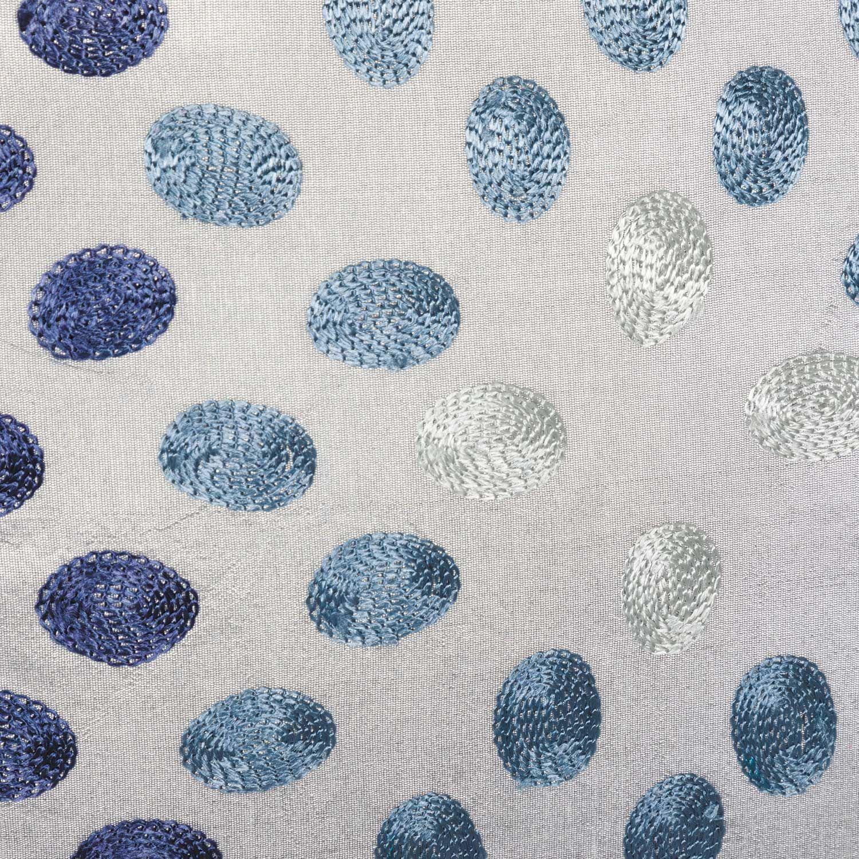 Picture of 18X18 Indigo Dots Decorative Pillow