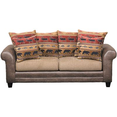 Picture of Bear Collage Sofa
