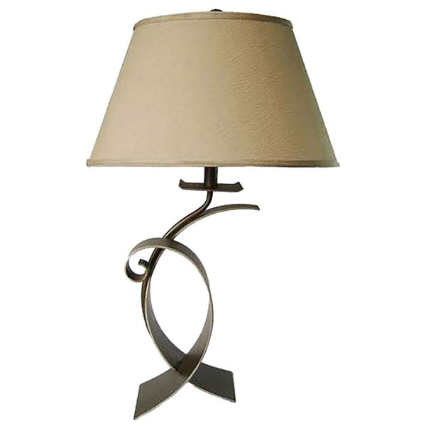Picture of Contemporary Iron Arched Lamp