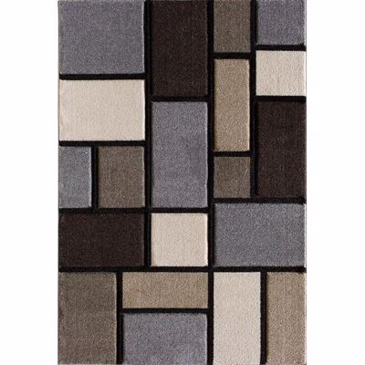 Picture of Pinnacle Alleman Bricks 5x8 Rug