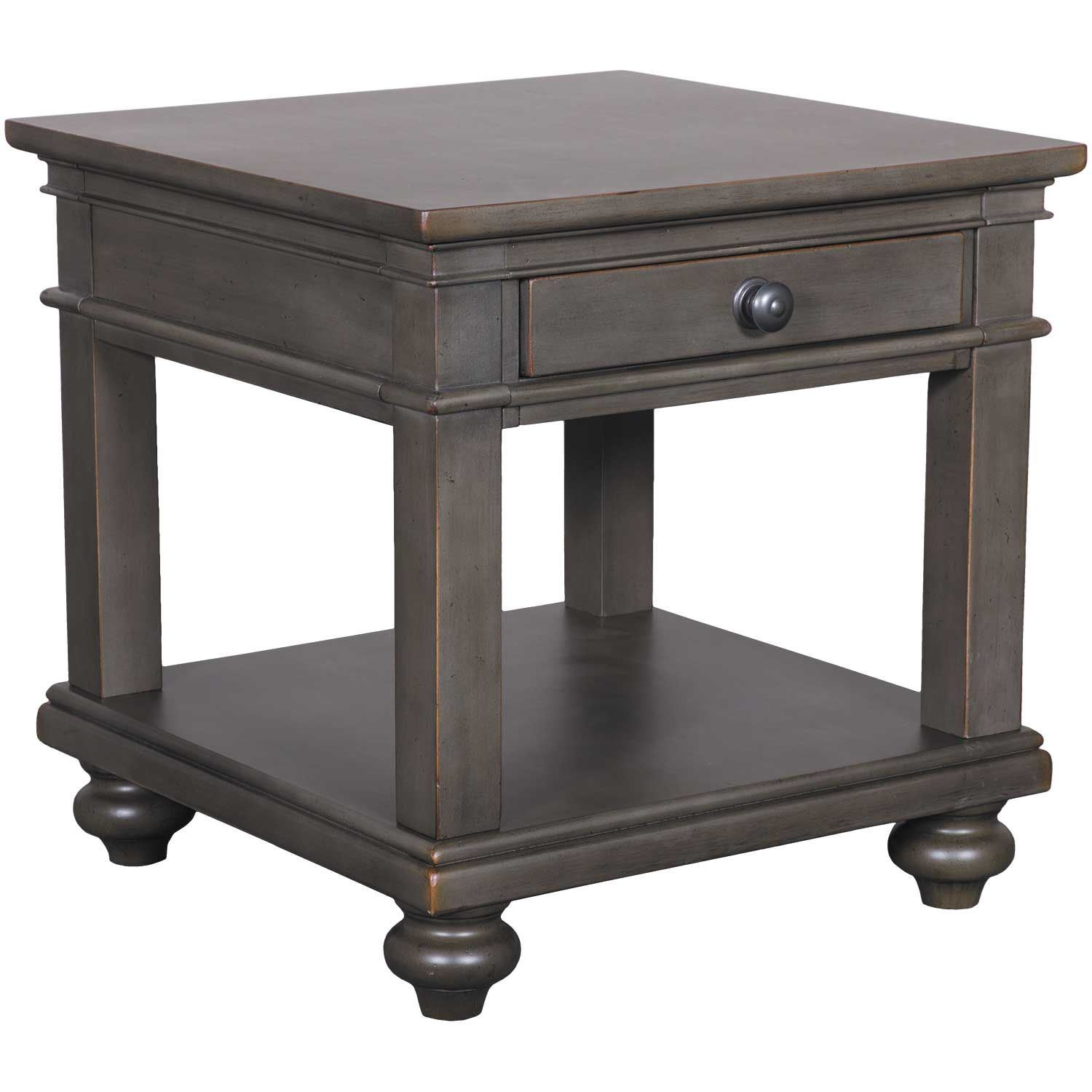 Aspen Home Coffee Table.Oxford End Table