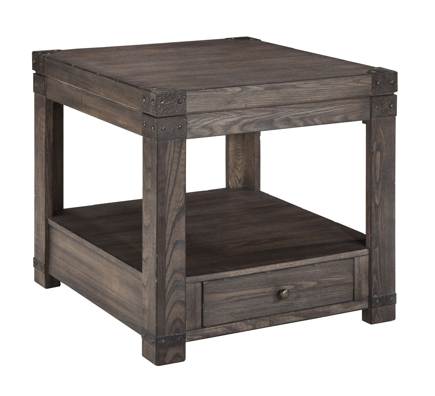 Picture of Burladen Rectangular End Table * D