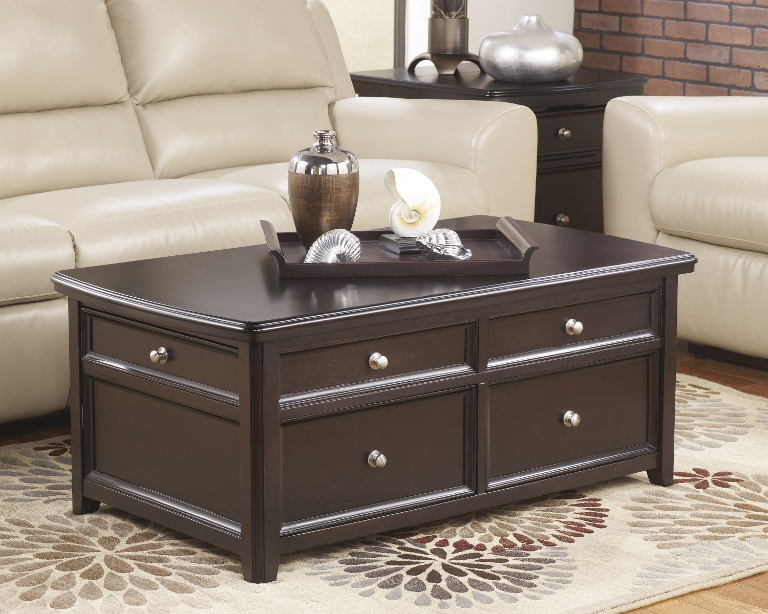 Picture of Carlyle Lift Top Coffee Table * D