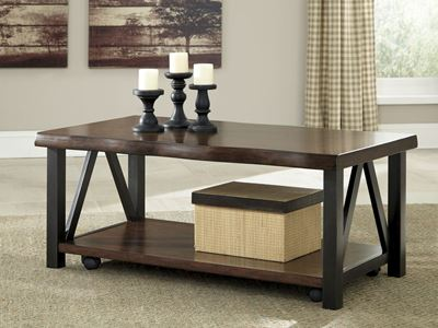 Picture of Esmarina Rectangular COFFEE Table * D