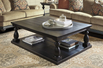 Picture of Mallacar Rectangular COFFEE Table * D