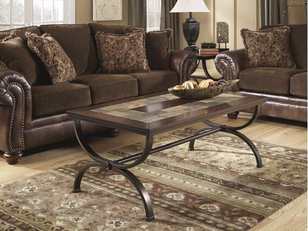 Picture of Zander Rectangular COFFEE Table * D
