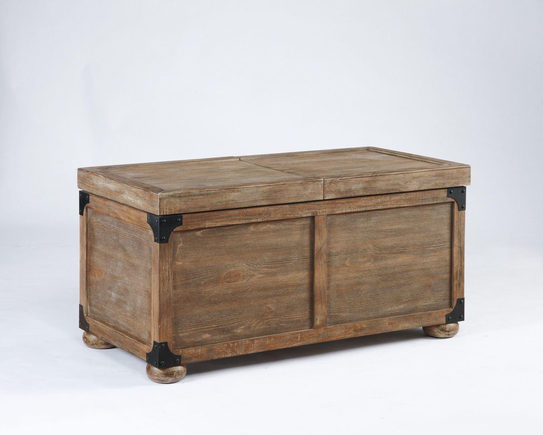 Vennilux Storage Coffee Table D T500 720 Ashley Furniture