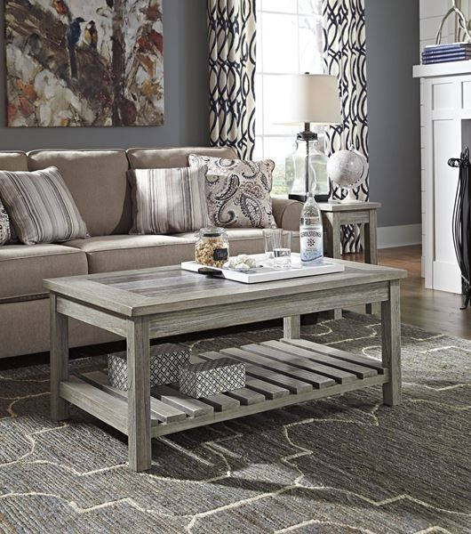 Picture of Veldar Rectangular COFFEE Table * D