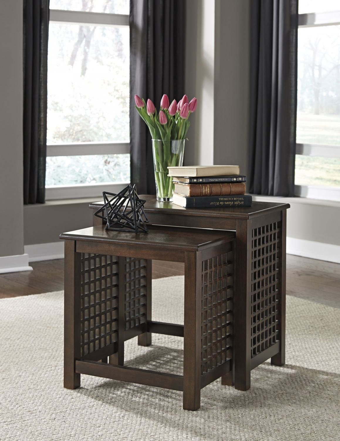 Picture Of Roxenton Nesting End Tables 2 Cn D