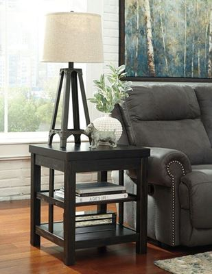 Picture of Gavelston Square End Table * D