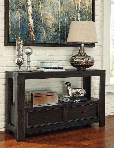 Picture of Gavelston Sofa Table * D