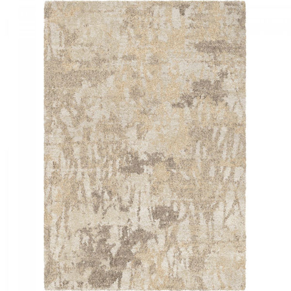 Picture of Super Shag Natural Concept 8x10 Rug