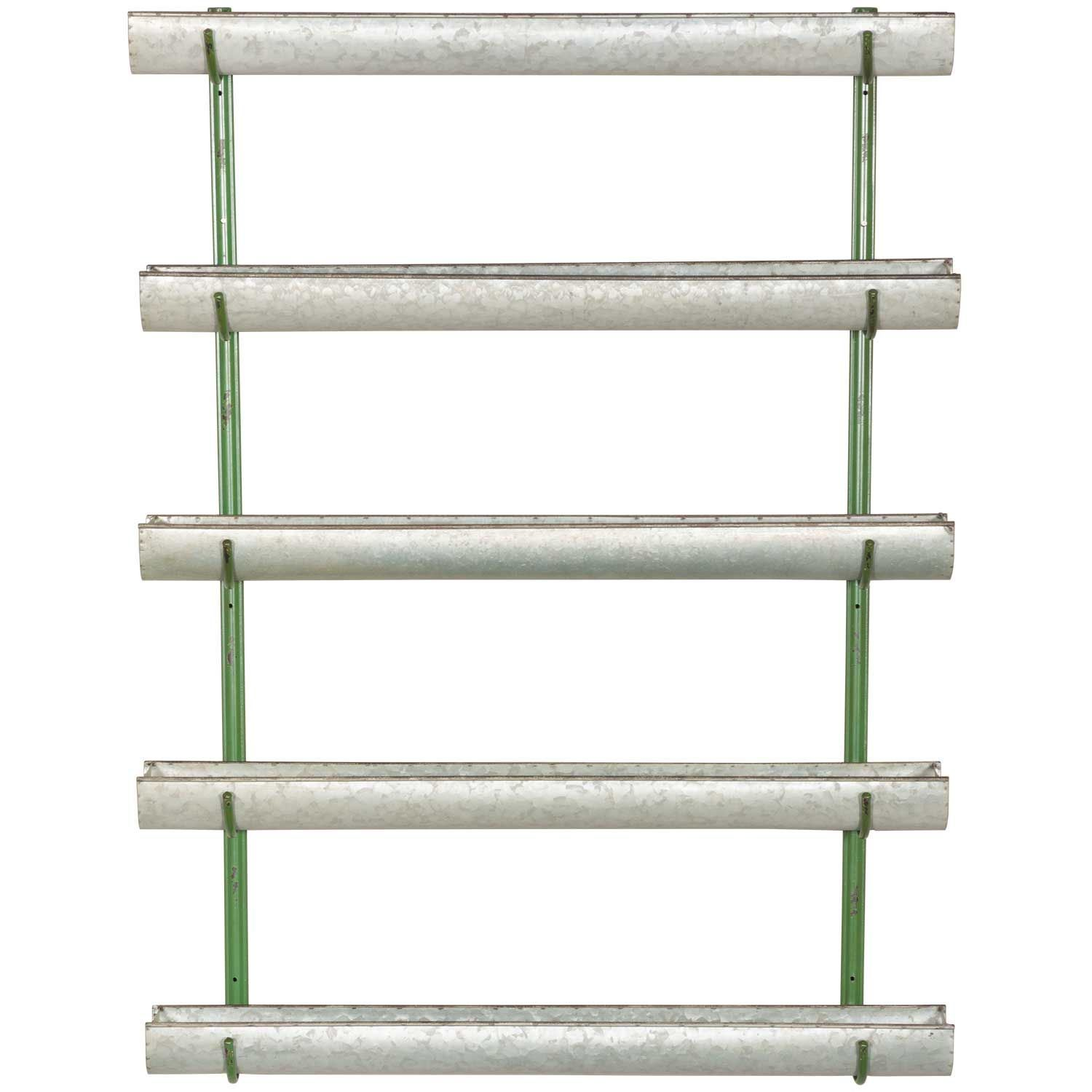 Picture of Metal Tiered Wall Planter