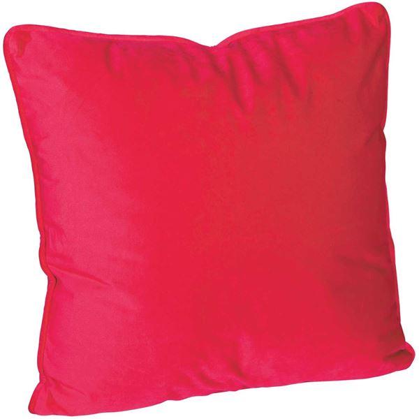 Picture of 18X18 Ruby Velvet Pillow