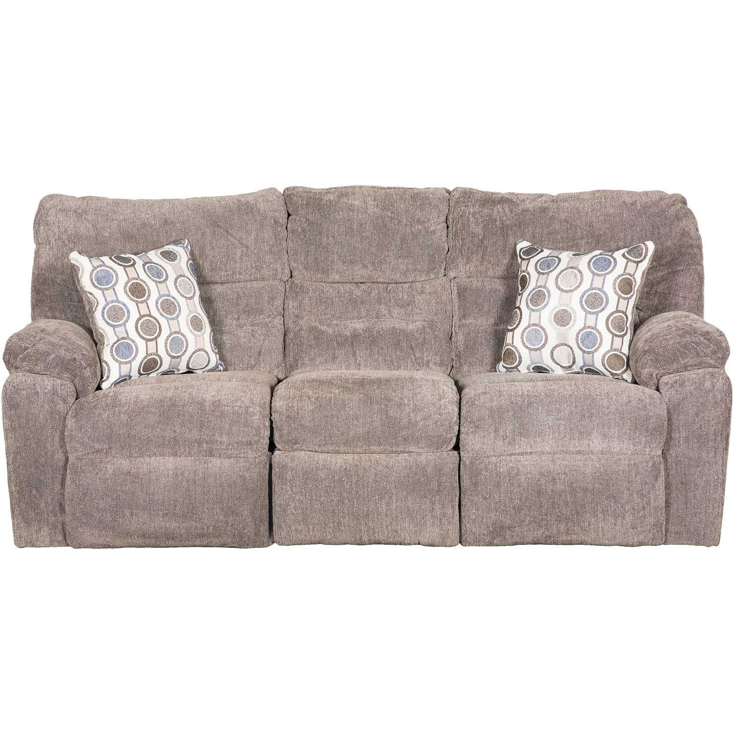 Picture of Tribute Power Reclining Sofa with Drop Table and Adjustable Headrests