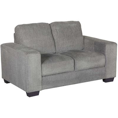 Picture of Charleston Dark Gray Loveseat