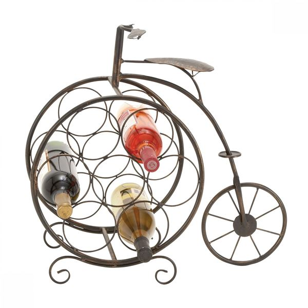 Picture of Bike Wine Rack