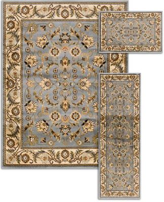 Picture of Alto 3pc Portico Blue Rug Set