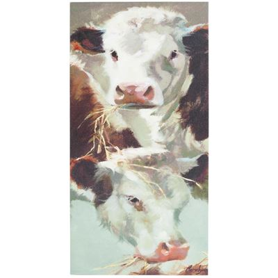 Picture of Cows Canvas