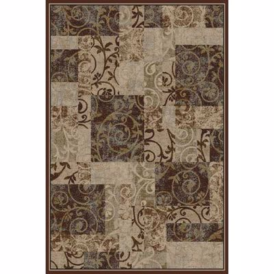 Picture of Interlude Entwine Cocoa 8x10 Rug