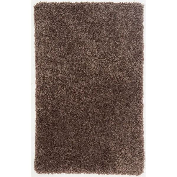 Picture of Jura Mocha Soft Shag Rug
