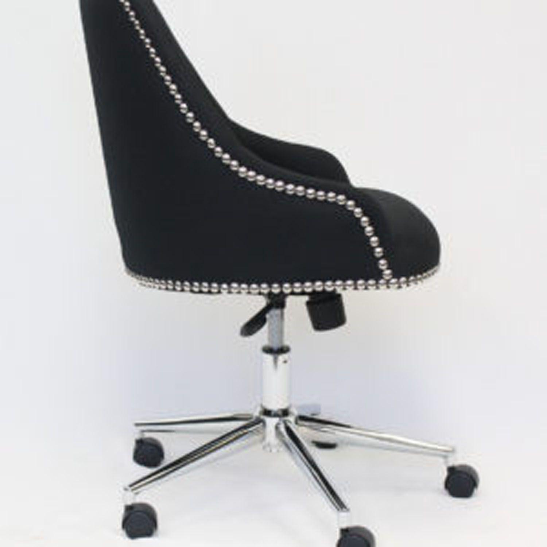 Picture of Boss Carnegie Desk Chair - Black* D