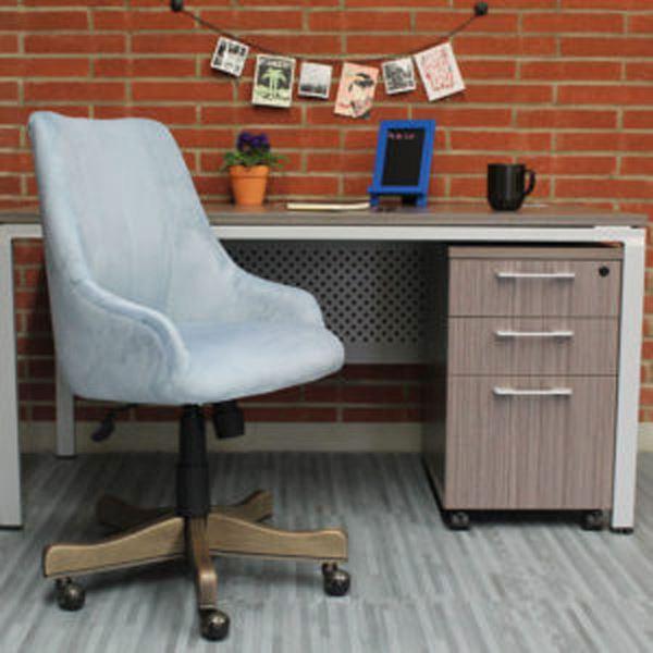 Picture of Boss Shubert Chair - Light Blue* D