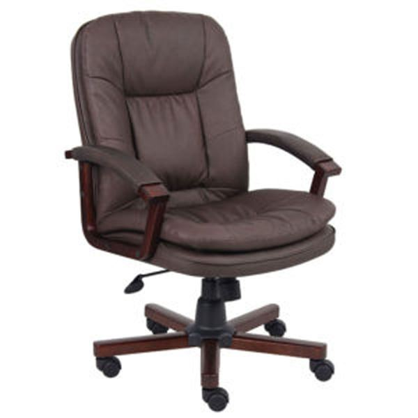 Picture of Versailles Cherry Wood Exec. Chair* D