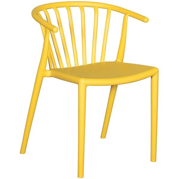 Miles Yellow Side Chair Pp 706 Y 03 Cambridge Home