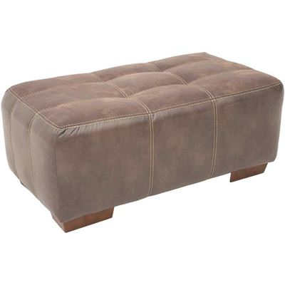 Picture of Drummond 2Tone Dusk Ottoman