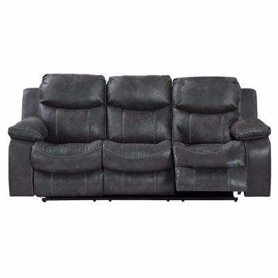 Picture of Steel Power Reclining Sofa