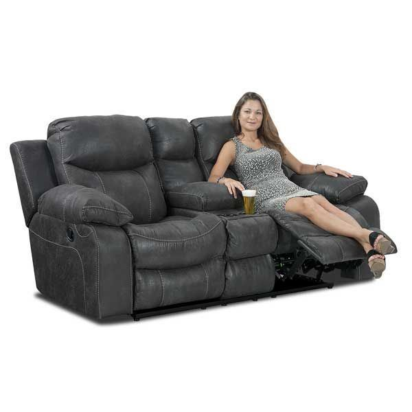 Picture of Steel Reclining Console Love