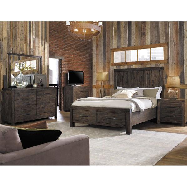 Picture of Tenon 5 Piece Bedroom Set