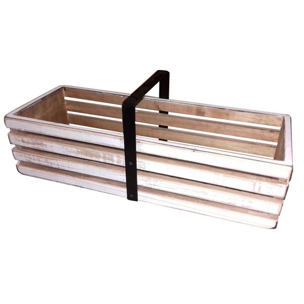 Picture of Wooden Apple Basket